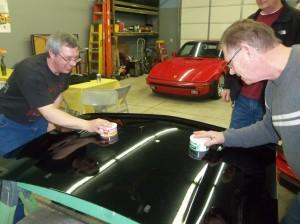 2014 Testing the polish
